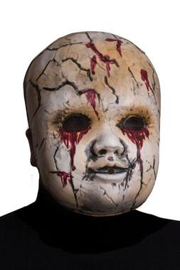 Halloween doll mask