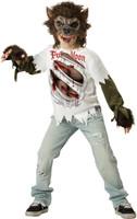 Werewolf costume Australia