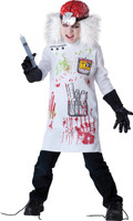 Mad scientist child costume