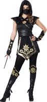womens sexy ninja costume