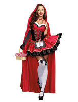 sexy little red riding hood fancy dress