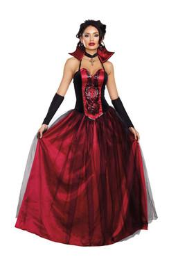 womens sexy vampire costume