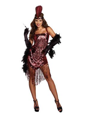 Gatsby girl costume australia