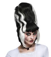 vampire costume wig