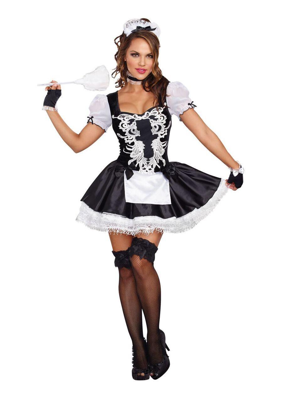 13b608202839 French Maid costume Australia,sexy womens costume australia