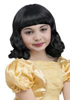 Childs Snow White wig