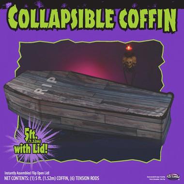Buy Halloween Coffin