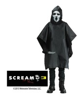 MTV SCREAM TV CHILDRENS COSTUME LARGE