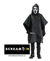 MTV SCREAM TV CHILDRENS COSTUME LARGE