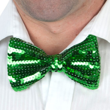 st Patricks day bow tie