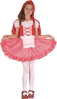 Cheap Red Riding Hood Costume