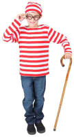 Book week character costume