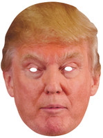 Cheap Trump mask