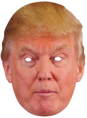 Cheap Trump mask