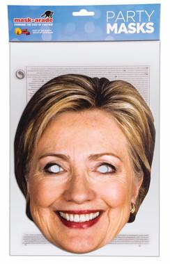 Hilary Clinton mask
