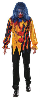 Halloween clown fancy dress