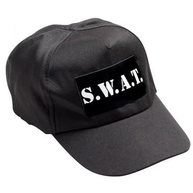 Swat costume hat
