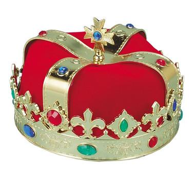fancy dress king costume