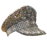 bedazzled hat