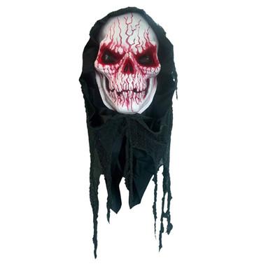 light up bloody skull