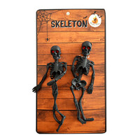 black skeleton
