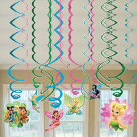 Disney fairies decorations