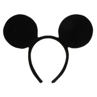 MICKEY MOUSE EARS HEADBAND CHILD