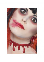 blood dripping choker