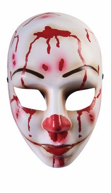 Halloween bloody mask