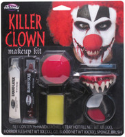 Halloween Killer clown