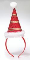 Santa mini hat