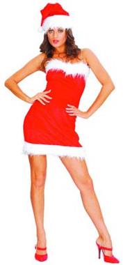 womens sexy santa