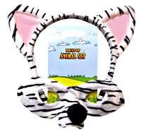 Zebra eyemask