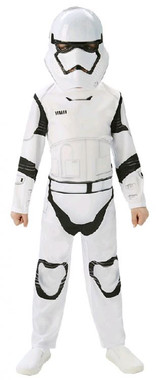 KIDS STAR WARS STORM TROOPER COSTUME