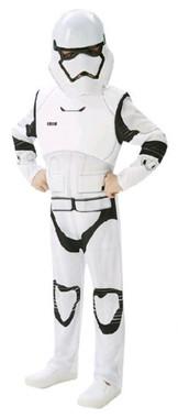 Boys Star Wars costume storm trooper.