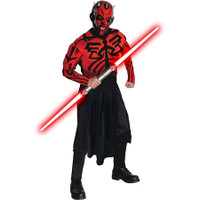 STAR WARS DARTH MAUL MENS COSTUME