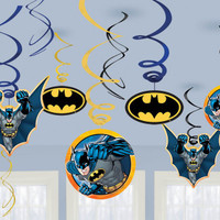 Batman themed party