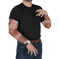 Zombie fancy dress accessories