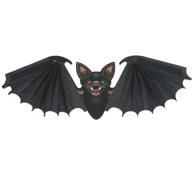 Halloween hanging bat