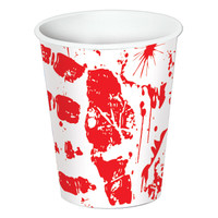 Halloween disposable cups
