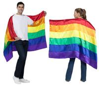 gay pride cape