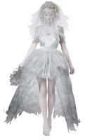 Halloween ghost bride costume