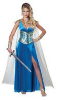 Warrior Queen fancy dress