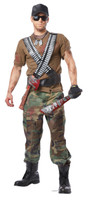 Zombie hunter fancy dress
