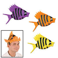 fish hat fancy dress