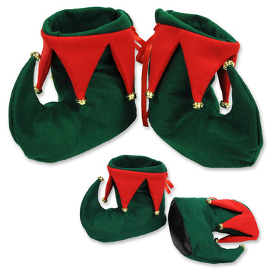Christmas elf boots