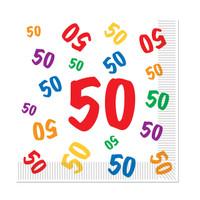 """50"" NAPKINS"