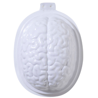 Brain jelly mold