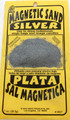 Silver Magnetic Sand 1 oz.
