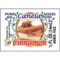 Cinnamon Essential Oil 1/2 fl. oz.